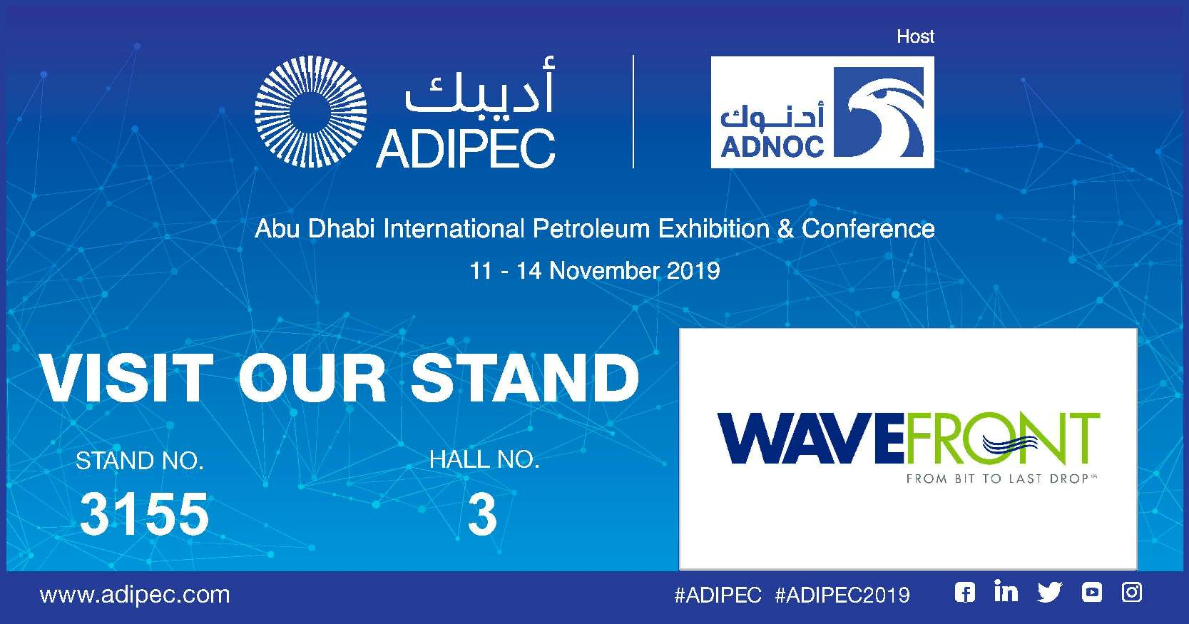 ADIPEC_Wavefront Technology Solutions Inc